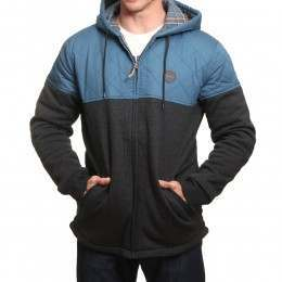Ripcurl Flanny Sherpa Indian Teal
