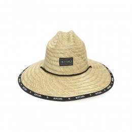 Ripcurl Hex Straw Hat Natural