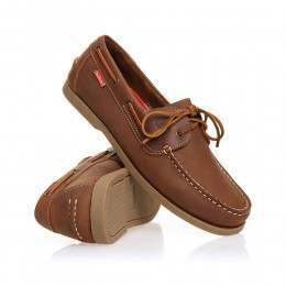 Chatham Galley Shoes Walnut
