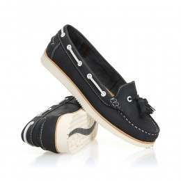 Chatham Jessa Shoes Navy
