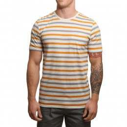 Captain Fin Vanroy Tee Natural
