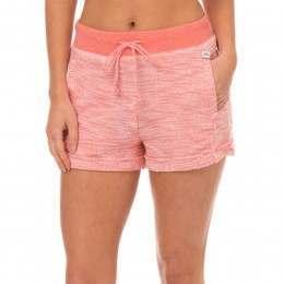 Animal Shortee Sweat Shorts Sugary Pink