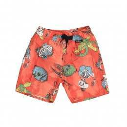 Animal Infants Ding Boardshorts Watermelon Red