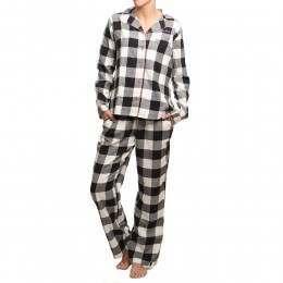 Animal Frost Berry Pyjama Set Vanilla Cream