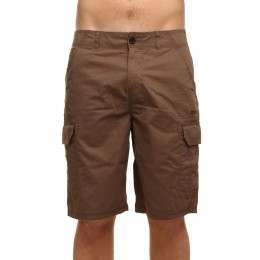 Animal Alantas Cargo Shorts Brown