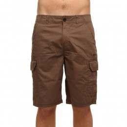 Animal Alantas Cargo Shorts Brown