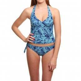 Animal Paigee Tankini Sailor Blue