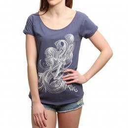 Animal Oceanica Tee Sailor Blue