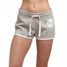 Animal Gerri Track Shorts Grey Marl