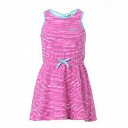 Animal Girls Luckee Dress Rose Pink