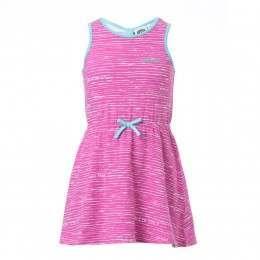 Animal Girls Luckee Dress Rose Pink