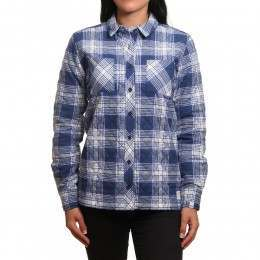 Animal Warmer Shirt Clematis Blue