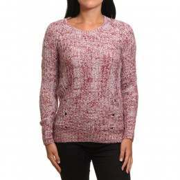Animal Lilly Sui Jumper Dusty Mauve Purple