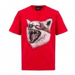 Animal Boys Ticho Tee Mars Red