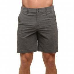 Animal Hugo Hybrid Shorts Dark Charcoal Marl