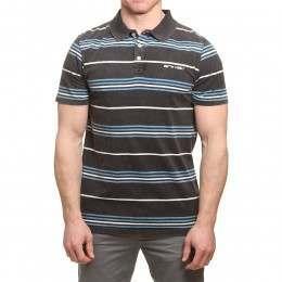 Animal Juneau Polo Shirt Black
