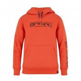 Animal Boys Roadie Hoody Paprika Red