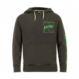 Animal Boys Riverz Hoody Black