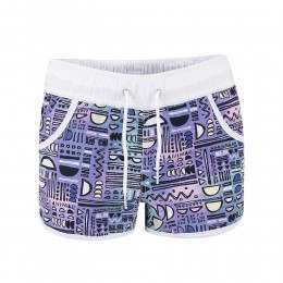 Animal Girls Cali Dreamer Boardshorts Iris Blue