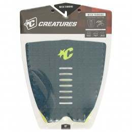 Creatures Mick Fanning Deck Pad Night Blue