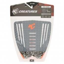 Creatures Nat Young Deck Pad Grey Camo