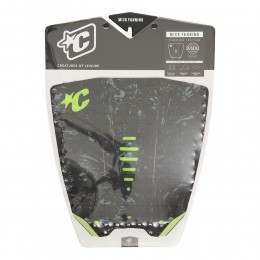 Creatures Mick Eugene Fanning Surfboard Pad Gry/Mx