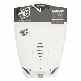 Creatures Mick Eugene Fanning Surfboard Pad White
