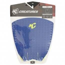 Creatures Pro Deck Pad Blue/Lime
