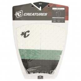 Creatures Split Deck Pad White/Slate