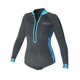 CSkins Womens Solace 2mm Long Sleeve Wetsuit Graph
