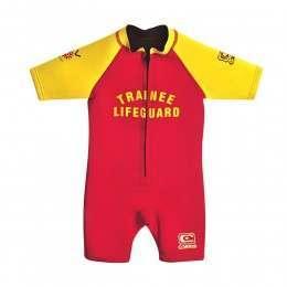 CSkins Baby Shorty Wetsuit Lifeguard