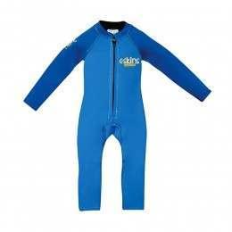 CSkins Baby Steamer Full Wetsuit Blue