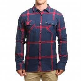 Ripcurl Lumber Shirt Black Iris