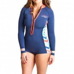 CSKINS WOMENS SOLACE 2MM GBS HI-CUT SHORTY WETSUIT