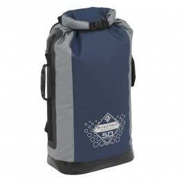 PALM RIVER TREK 50L DRY BAG WITH BACKPACK STRAPS
