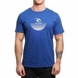 Ripcurl The Corpo Tee True Blue