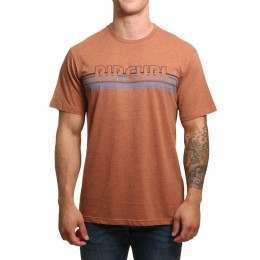 Ripcurl The Call Tee Ginger Spice Marle