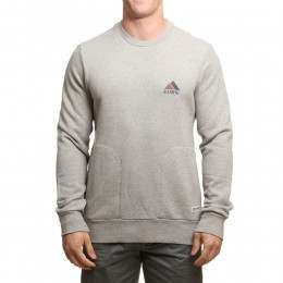 Element Truckee Crew Heather Grey