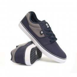 DC Tonik TX Shoes Navy/Grey