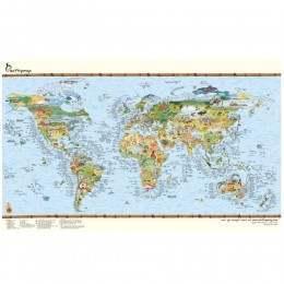 World Surf Trip Map Global