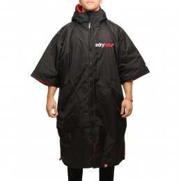 DRYROBE ADVANCED OUTDOOR CHANGING ROBE Black/Red