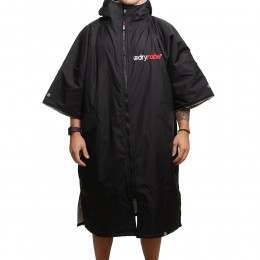 DRYROBE ADVANCED OUTDOOR CHANGING ROBE Black/Grey