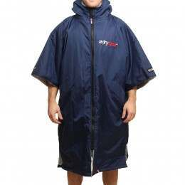 Dryrobe Advanced Outdoor Changing Robe Navy/Grey