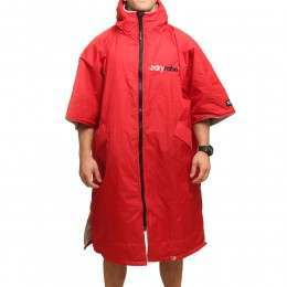 Dryrobe Advanced Outdoor Changing Robe Red/Grey