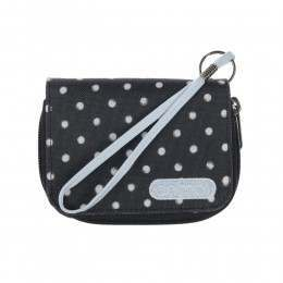 Animal Buzios Wallet Black