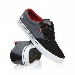 Etnies Jameson 2 Eco Shoes Black/Charcoal/Red