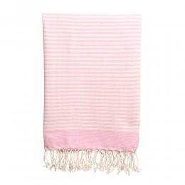 Ebb & Flow Hendra Hammam Towel Light Pink