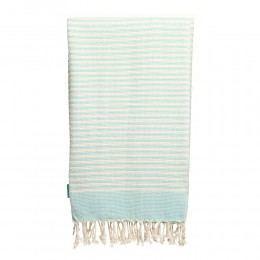 Ebb & Flow Hendra Hammam Towel Mint