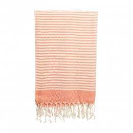Ebb & Flow Hendra Hamma Towel Orange