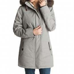 Roxy Tara Jacket Heritage Heather